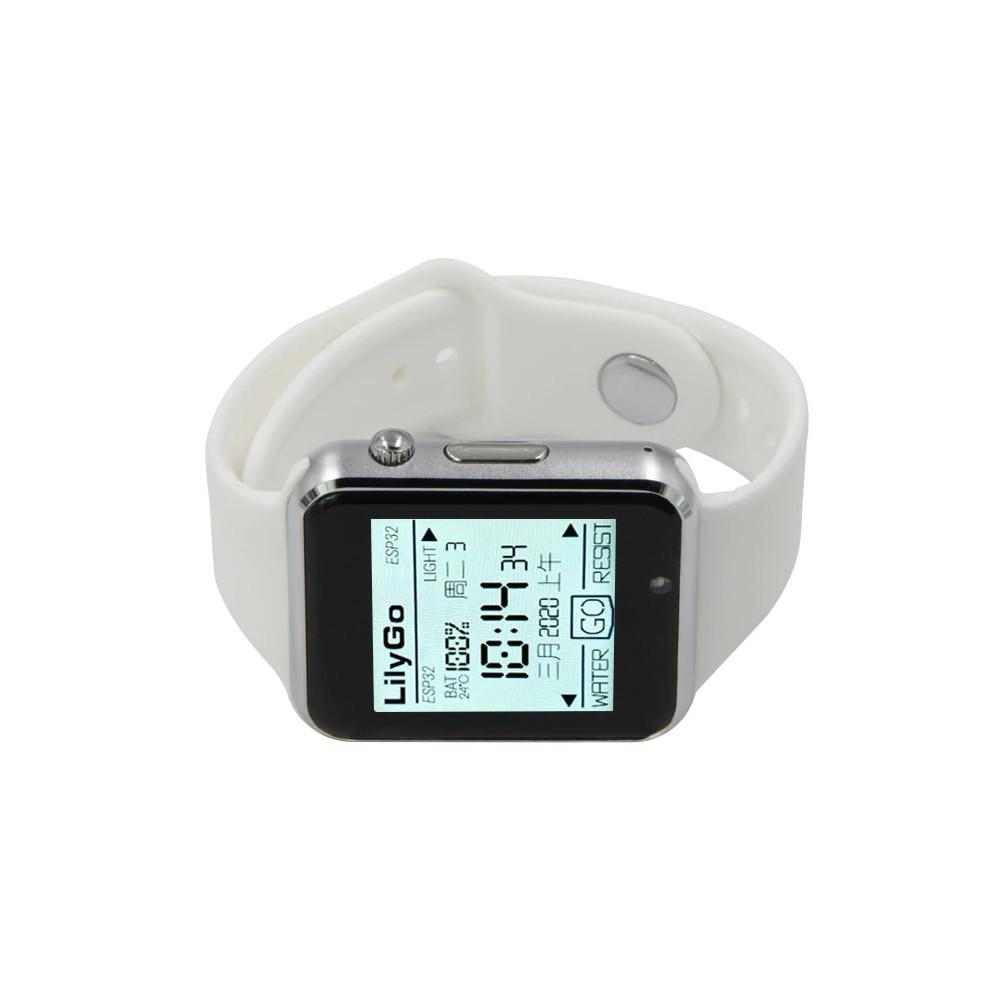 LilyGO TTGO T-Watch-2020 - ESP32 - Wit