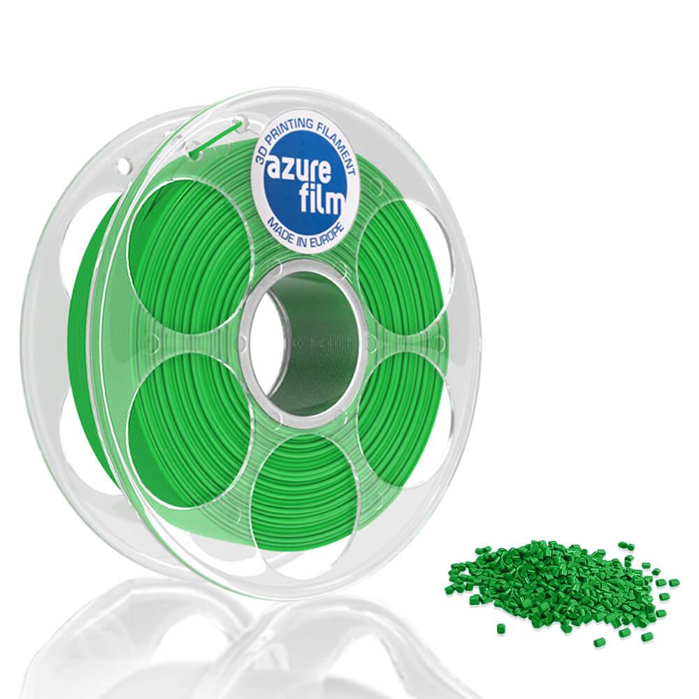 AzureFilm PLA Filament 1.75mm - 1kg - Groen