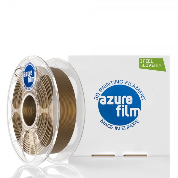 AzureFilm PLA Filament 1.75mm - 1kg - Gold