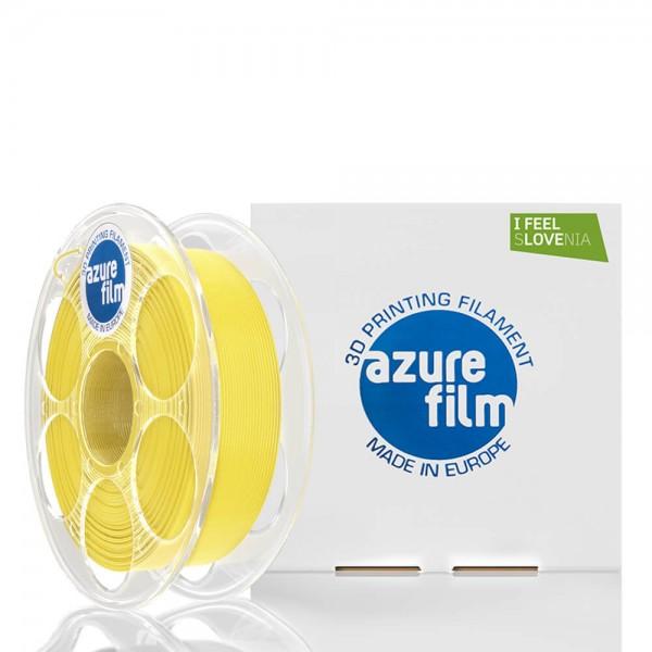 AzureFilm PLA Filament 1.75mm - 1kg - Neon Yellow