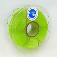 AzureFilm Silk Filament 1.75mm - 1kg - Lime