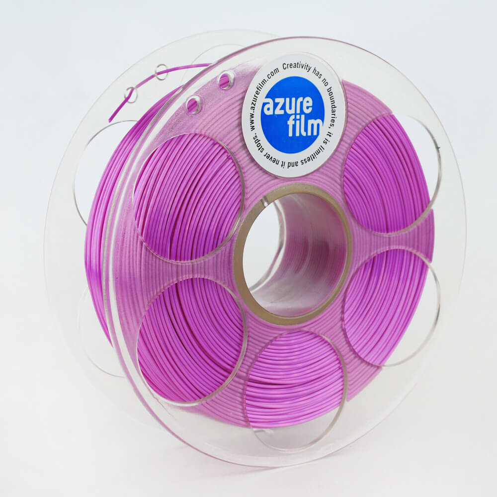 AzureFilm Silk Filament 1.75mm - 1kg - Roze