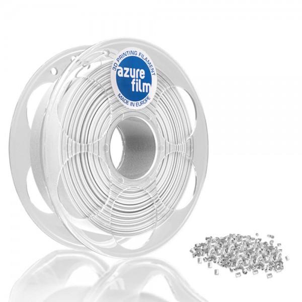 AzureFilm PETG Filament 1.75mm - 1kg - Wit