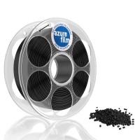 AzureFilm PETG Filament 1.75mm - 1kg - Black