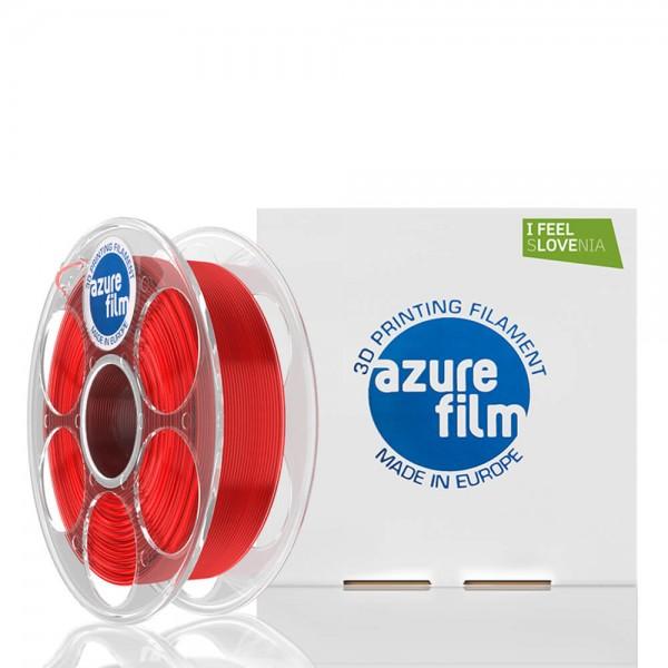 AzureFilm PETG Filament 1.75mm - 1kg - Red Transparent