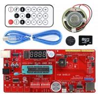 Open-Smart Rich Uno R3 with SD-card - Speaker - Remote
