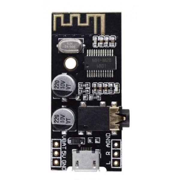 Stereo Audio Ontvanger met Audio Jack - MH-M28 - Bluetooth 4.2