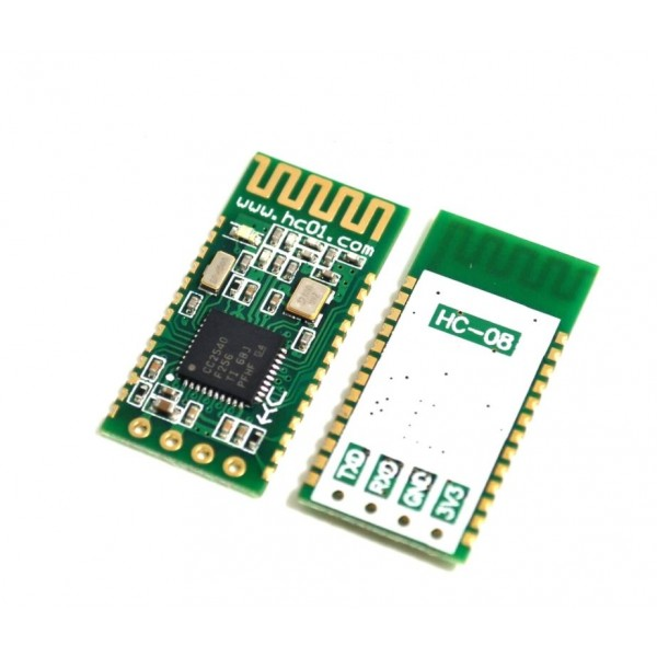 Bluetooth HC-08 module RF transceiver Master and Slave - SMD - Bluetooth 4.0 BLE
