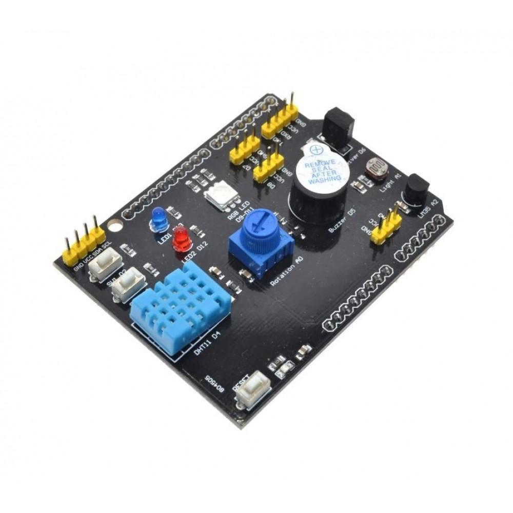 9 in 1 Sensor Shield - voor Arduino Uno, Mega en Leonardo