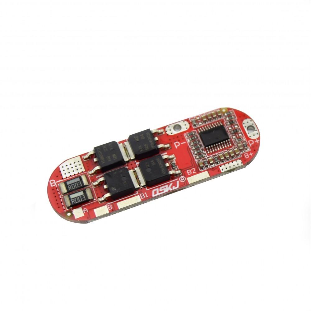 QSKJ Li-ion/Li-Po Protection Circuit (BMS) - 4S