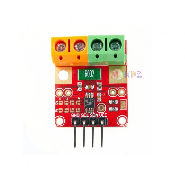 INA226 I2C DC Current and Voltage meter 20A Module