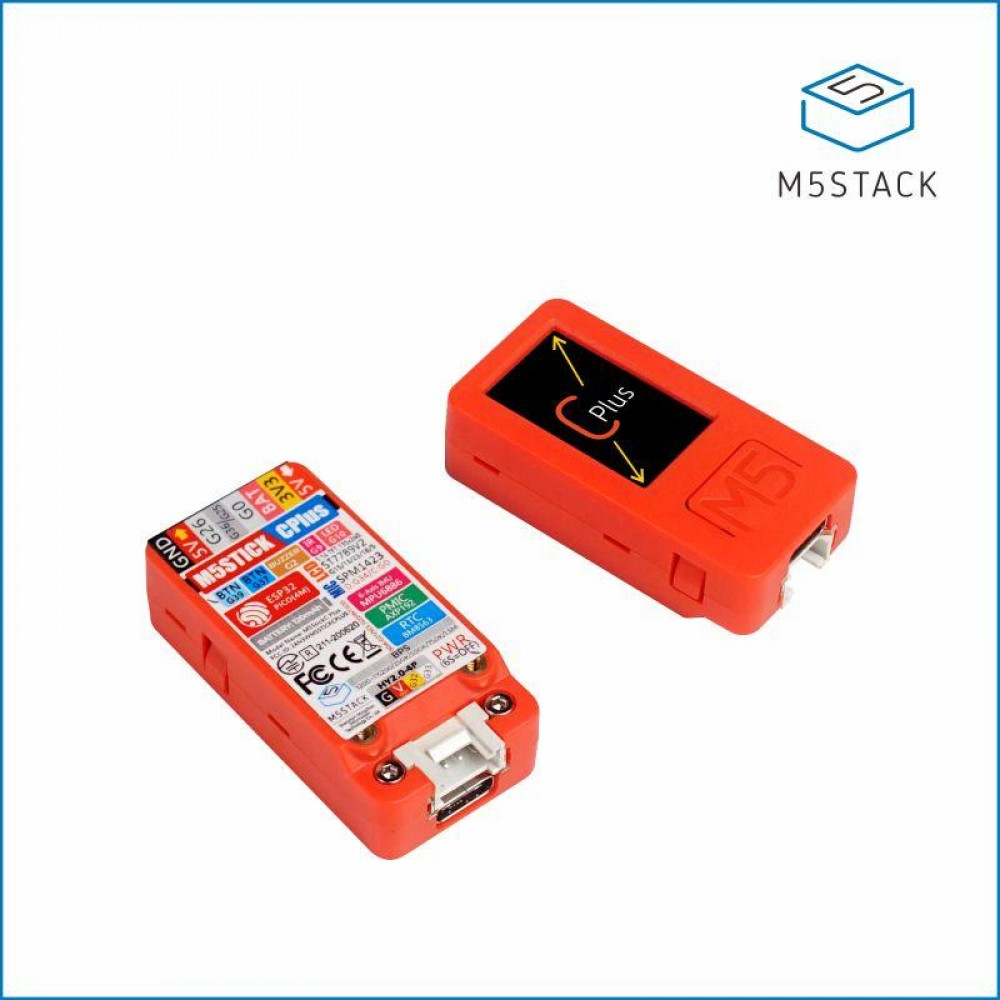 M5STACK M5StickC Plus - ESP32 Development Board