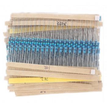 10Ω-1MΩ Resistor Set