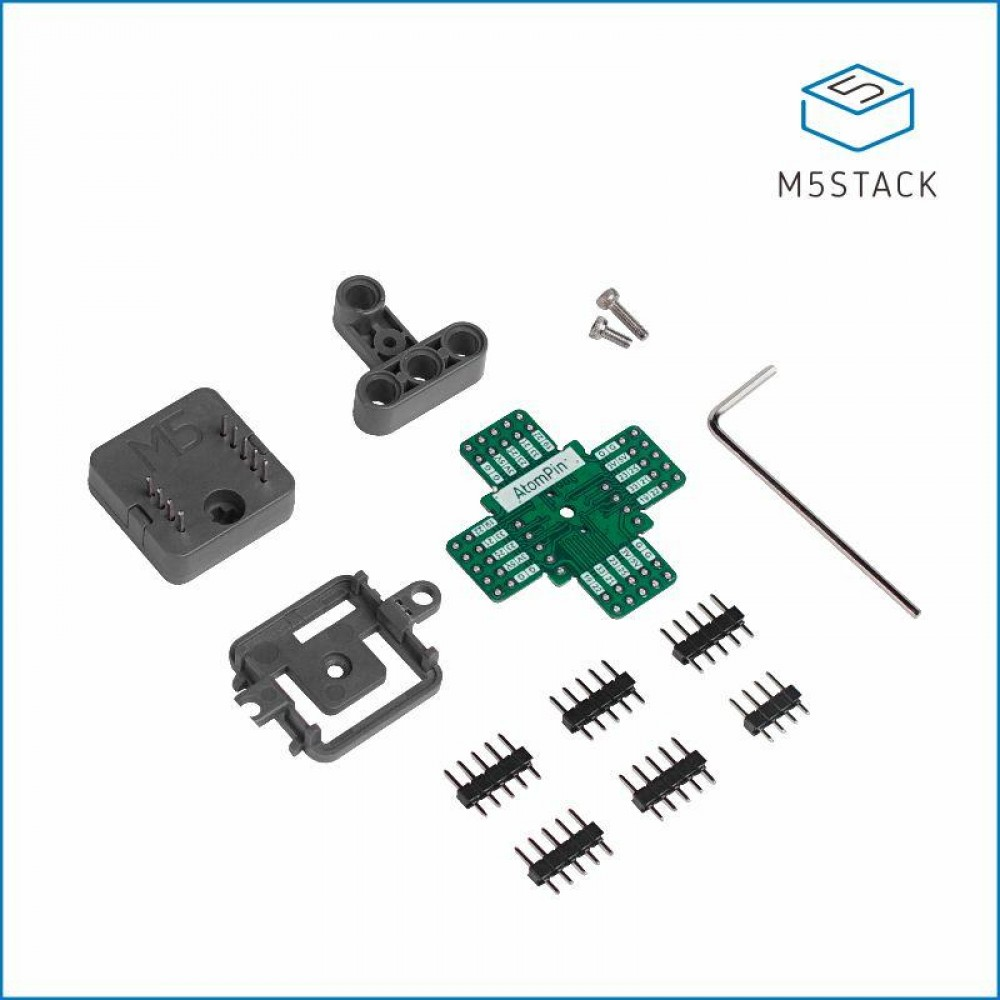 M5STACK ATOM Mate - DIY Expansion Kit - voor M5ATOM en M5StickC Hat Series