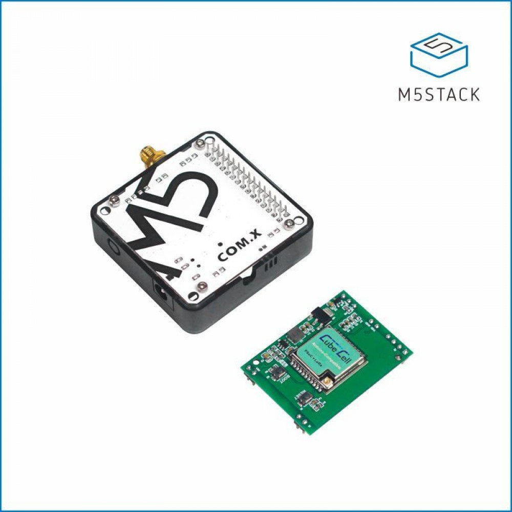 M5STACK COM LoRaWAN 868MHz Module - ASR6501 - for M5Core