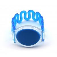 RFID Wristband - TK4100 125kHz - Elastic - Blue