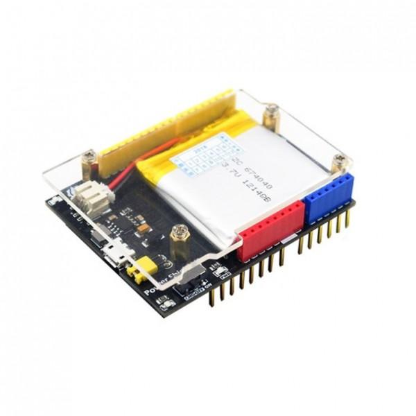 YwRobot Power Shield - 1500mAh Li-Po Battery - for Arduino