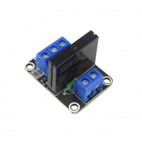 5V Solid State Relay 1-Channel High-active - 2A