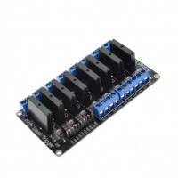 5V Solid State Relay 8-Channel High-active - 2A