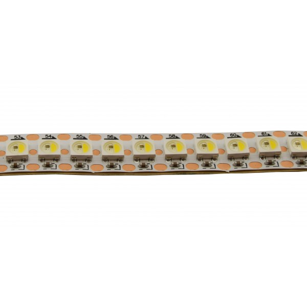 SK6812 Digitale 5050 RGBW LED Strip - 144 LEDs 1m