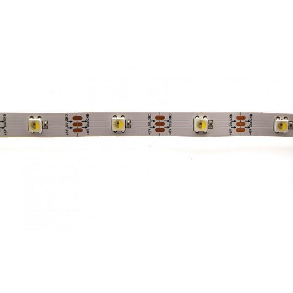 SK6812 Digitale 5050 RGBW LED Strip - 30 LEDs 1m - Warm Wit