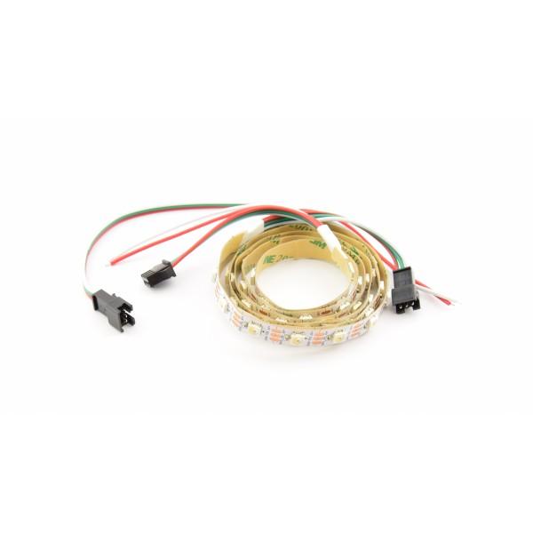 SK6812 Digitale 5050 RGBW LED Strip - 60 LEDs 1m - Warm Wit