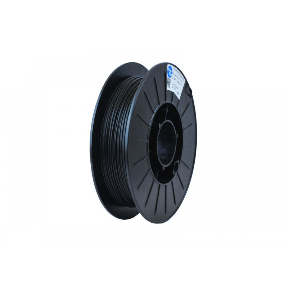 AzureFilm PET Carbon Fiber Filament 1.75mm - 500g - Zwart
