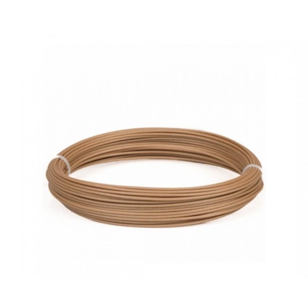 AzureFilm PLA Wood Sample 1.75mm - 50g - Bamboe