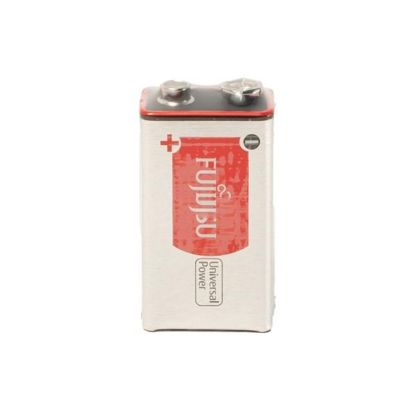 Fujitsu Alkaline Universal Power 9V Batterij