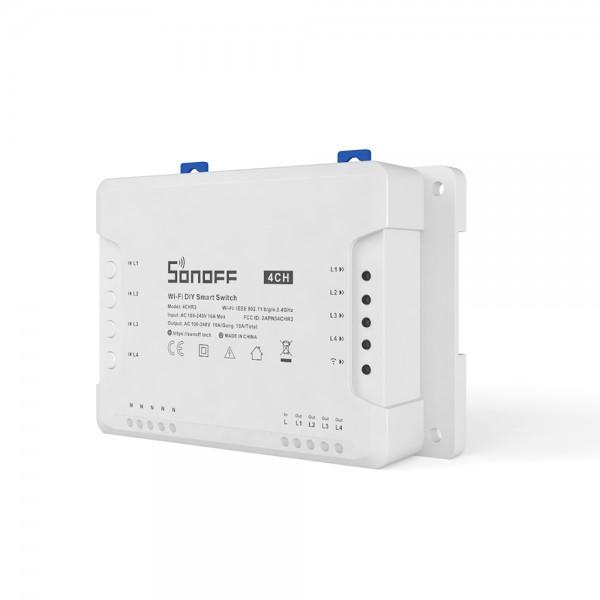Sonoff 4CH R3 - WiFi Switch - ESP8266/ESP8285