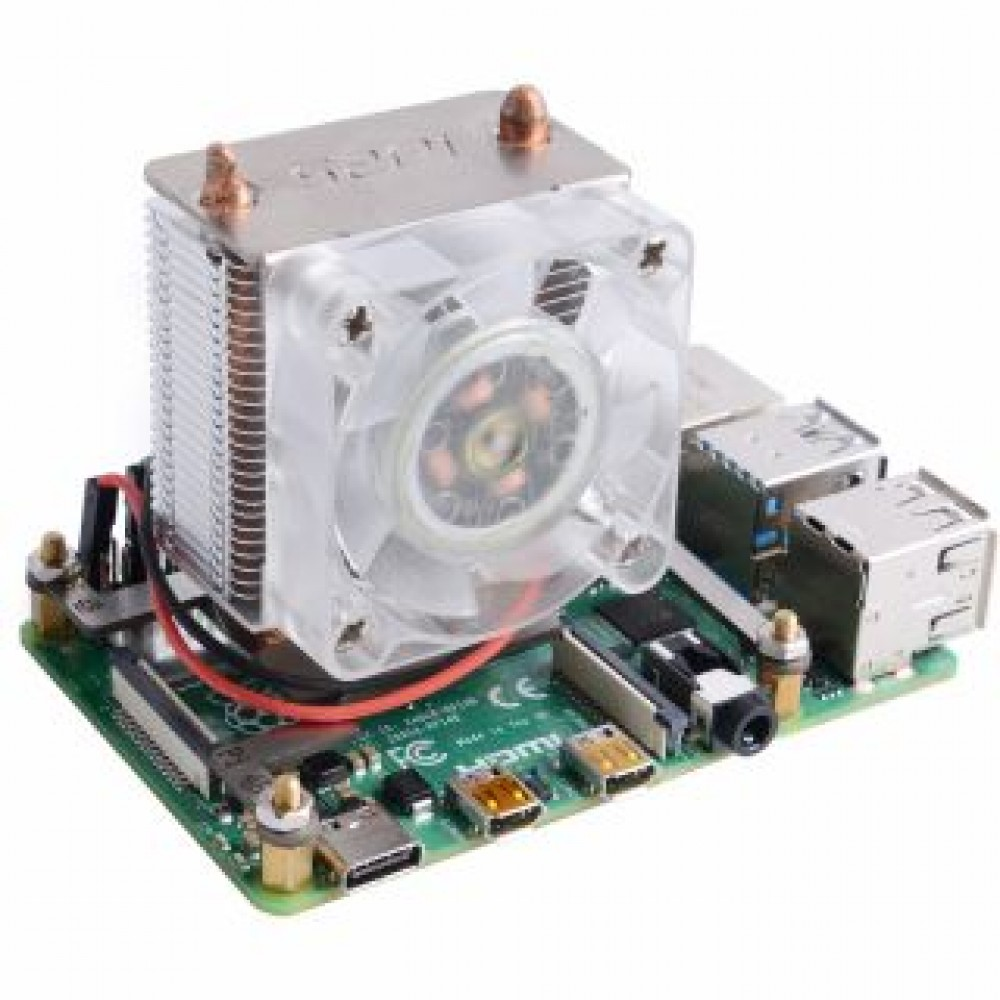 52Pi ICE Tower CPU Cooling Fan - for Raspberry Pi