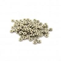 M2 Nut - 100 pieces