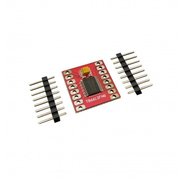 TB6612FNG Easy Motor Driver