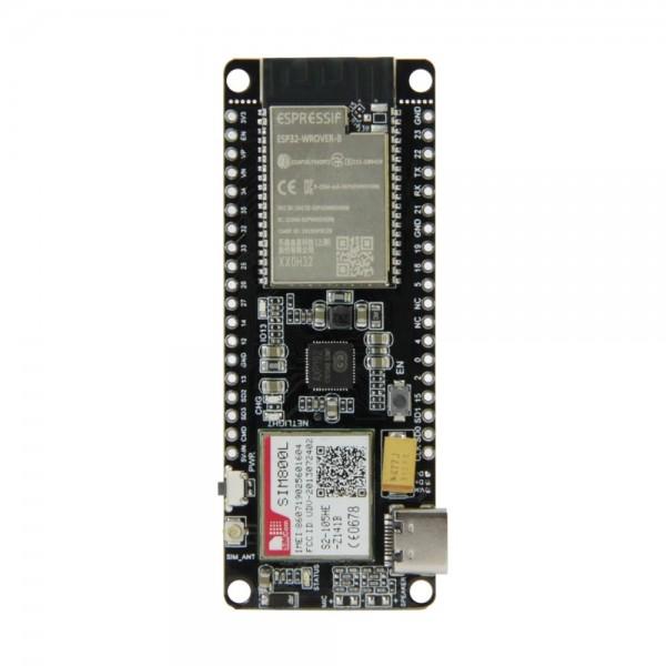 LilyGO TTGO T-Call ESP32 - with SIM800L - AXP192