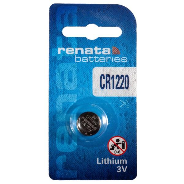 Renata CR1220 3V Lithium Battery