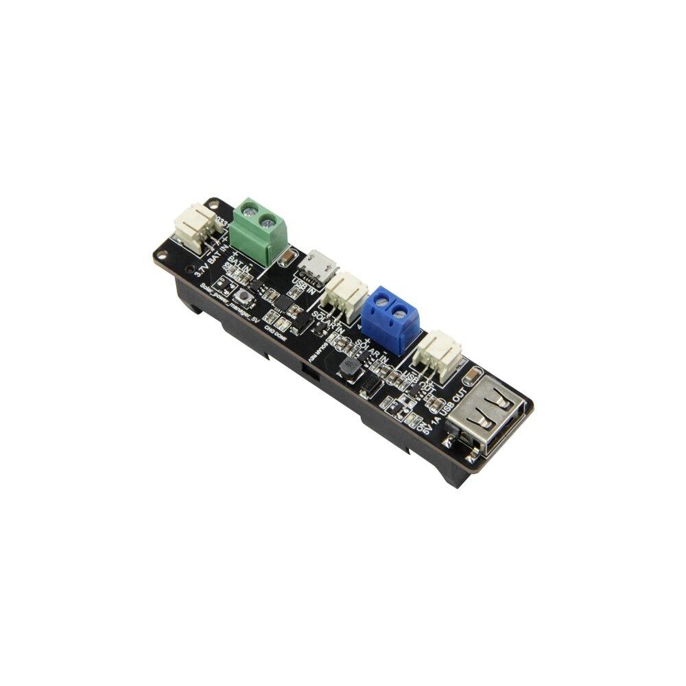 LilyGO TTGO T-Bat met 18650 Batterijhouder - CN3065