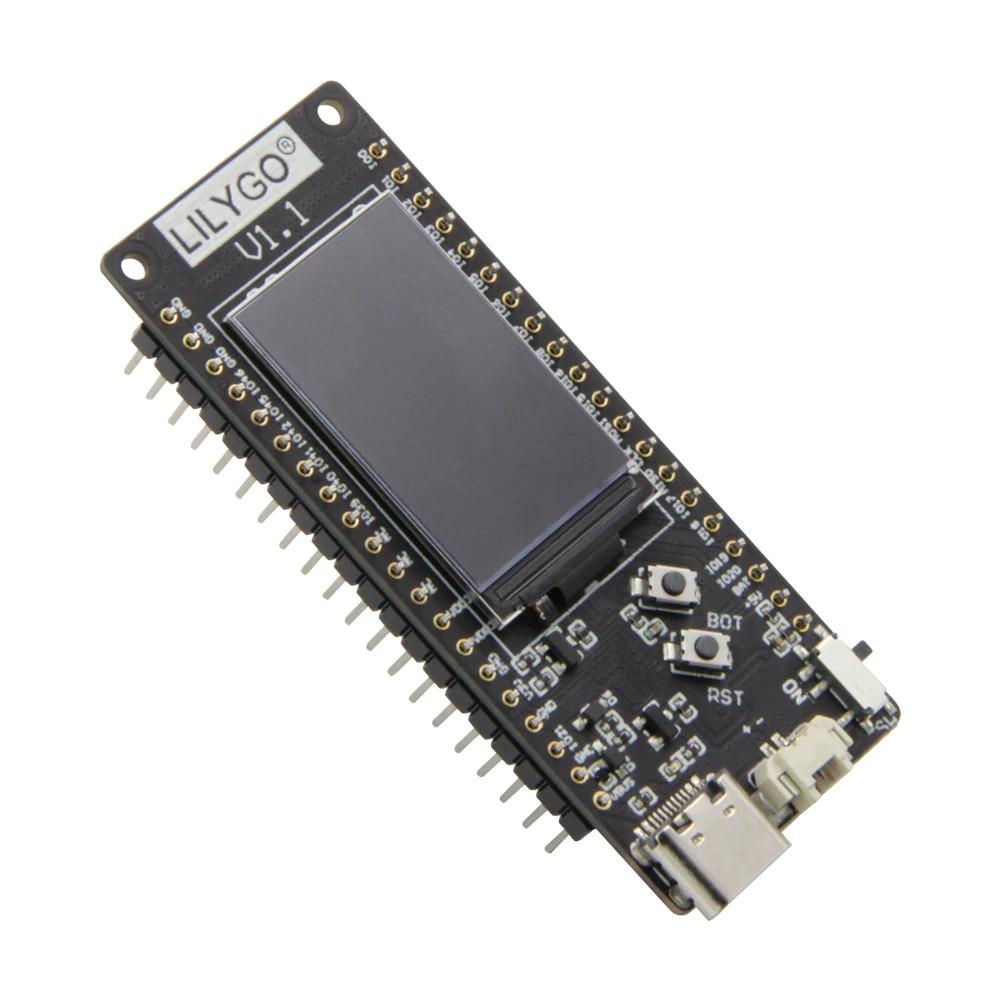 LilyGO TTGO T8 ESP32-S2 - met 1.14 inch TFT Display