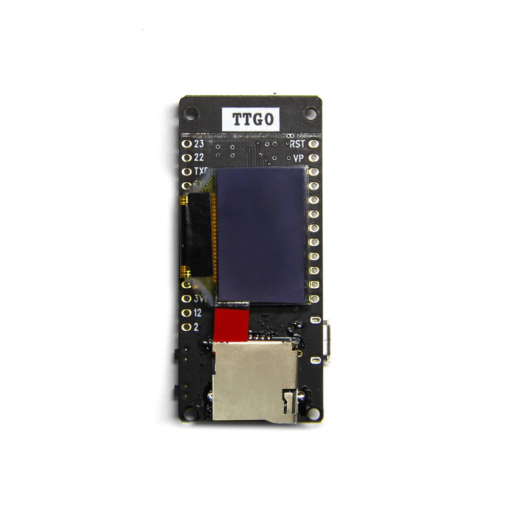 LilyGO TTGO T2 ESP32-WROOM - met 0.96 inch OLED Display