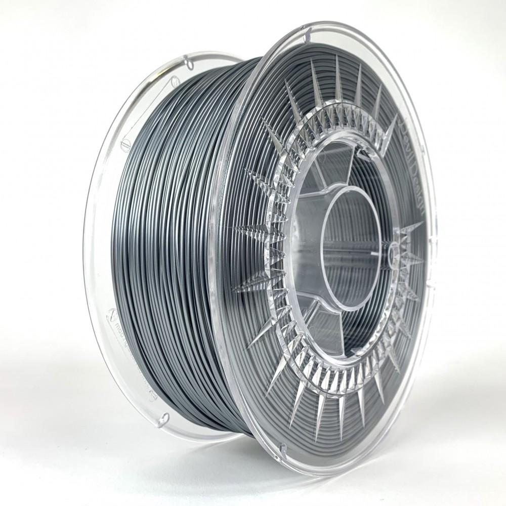 Devil Design PETG Filament 1.75mm - 1kg - Silver