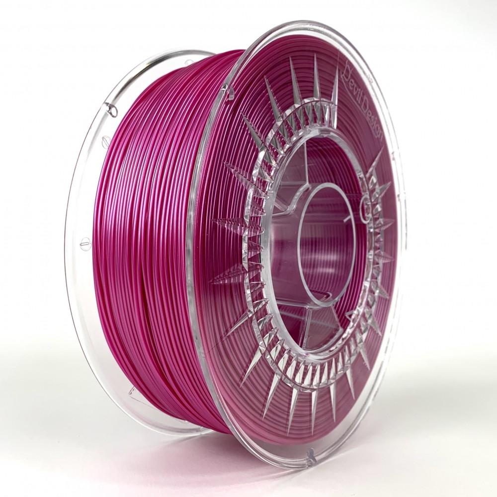 Devil Design PLA Filament 1.75mm - 1kg - Parel Roze