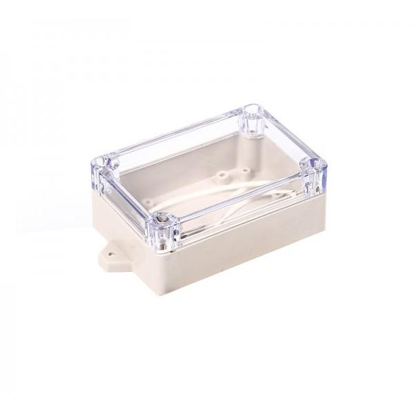 Enclosure 100x68x40mm - Transparent