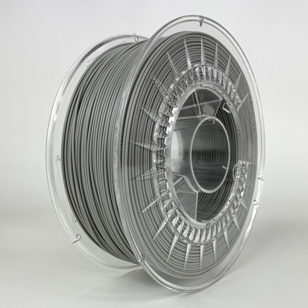 Devil Design PLA Filament 1.75mm - 1kg - Mat Grijs