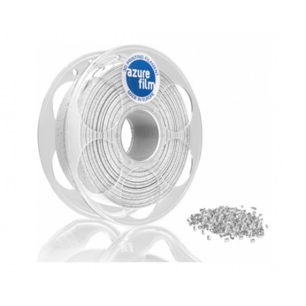 AzureFilm PLA Filament 1.75mm - 1kg - Marble