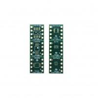 SO-8 TSSOP8 MSOP8 SOT23-6 SC70 SOT563 naar DIP adapter - 6 types