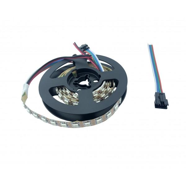 WS2813 Digitale 5050 RGB LED Strip - 90 LEDs 1m