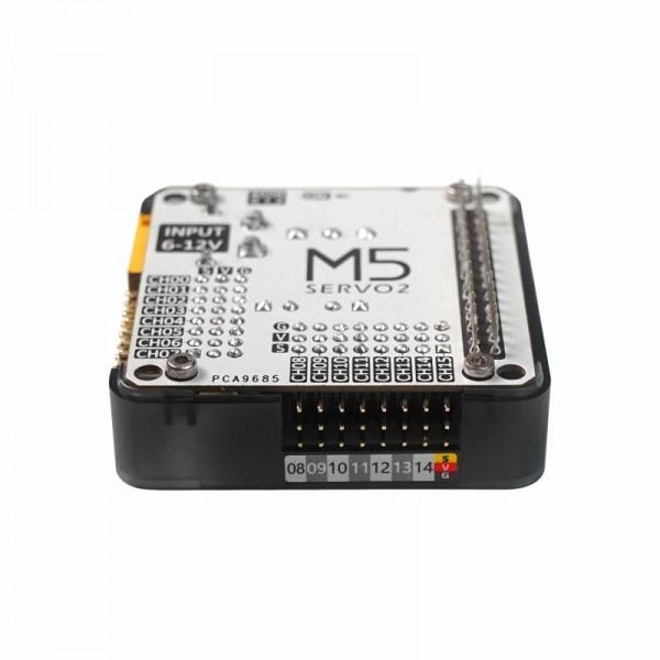 M5STACK Servo2 Module 13.2 - voor M5Core