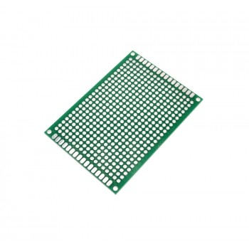 B-STOCK - Experiment PCB 5cm*7cm - Double Sided