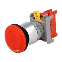 Auspicious Emergency Stop Switch - Push-Turn