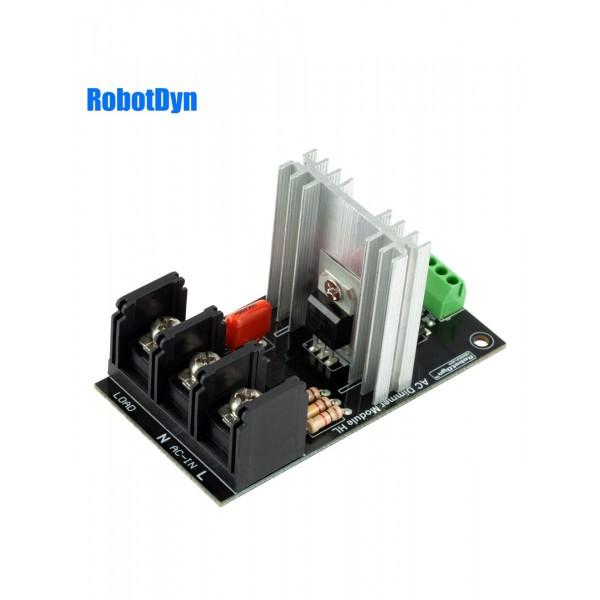 RobotDyn AC Dimmer - 24A - 1 Channel