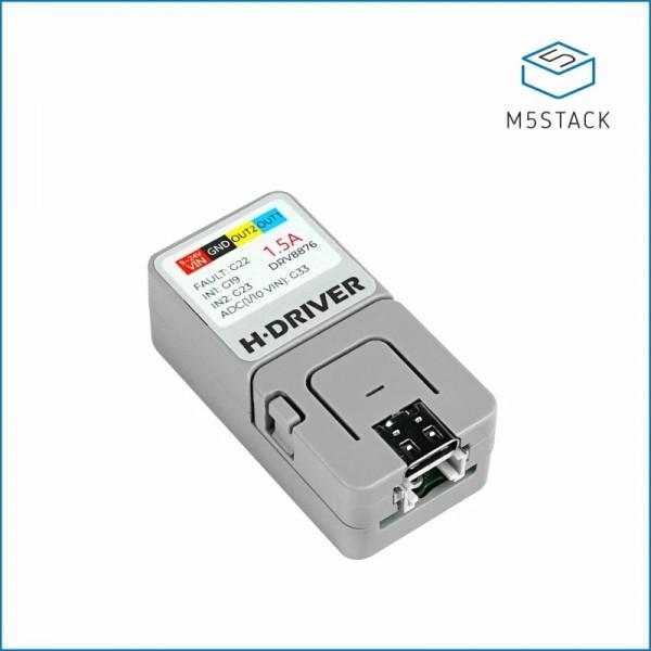 M5STACK Atom H-Driver Kit - DRV8876 - including M5Atom Lite